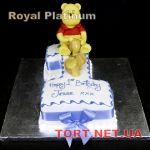 Торт Винни Пух и друзья_18