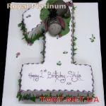 Торт Винни Пух и друзья_19