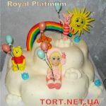 Торт Винни Пух и друзья_20