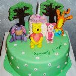 Торт Винни Пух и друзья_21