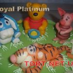 Торт Винни Пух и друзья_4