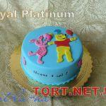 Торт Винни Пух и друзья_5