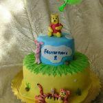 Торт Винни Пух и друзья_6