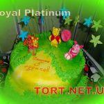 Торт Винни Пух и друзья_8