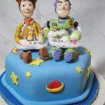 Торт История игрушек_3