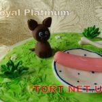 Торт Котенок по имени Гав_1