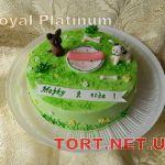 Торт Котенок по имени Гав_2
