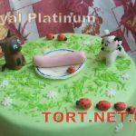 Торт Котенок по имени Гав_3