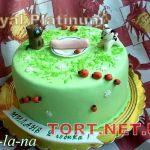 Торт Котенок по имени Гав_4