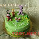 Торт Лунтик и друзья_10