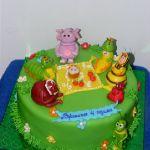 Торт Лунтик и друзья_12