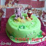 Торт Лунтик и друзья_15