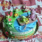 Торт Лунтик и друзья_16