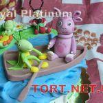 Торт Лунтик и друзья_17