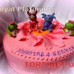 Торт Лунтик и друзья_19