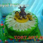 Торт Лунтик и друзья_1