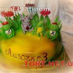 Торт Лунтик и друзья_22