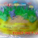 Торт Лунтик и друзья_23