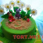 Торт Лунтик и друзья_3