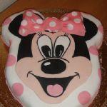 Торт Микки и Минни Маус_5