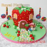 Торт Незнайка и друзья_12