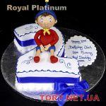 Торт Незнайка и друзья_3
