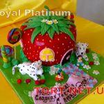Торт Незнайка и друзья_5