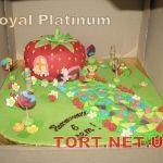 Торт Незнайка и друзья_8