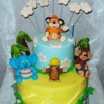 Торт По дороге с облаками_1