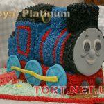 Торт Паровозик Томас и друзья_6