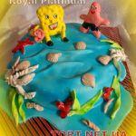 Торт Губка Боб_13