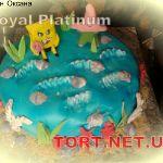 Торт Губка Боб_16