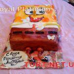 Торт Губка Боб_1