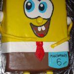 Торт Губка Боб_20