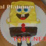 Торт Губка Боб_21