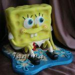 Торт Губка Боб_22