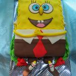 Торт Губка Боб_2