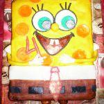Торт Губка Боб_3