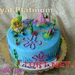 Торт Губка Боб_8