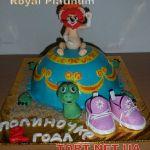Торт Львенок и Черепаха_2