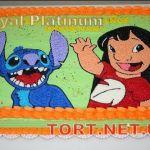 Торт Лило и Стич (Lilo & Stitch)_10