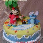 Торт Лило и Стич (Lilo & Stitch)_11