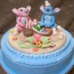 Торт Лило и Стич (Lilo & Stitch)_12