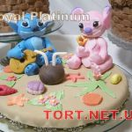 Торт Лило и Стич (Lilo & Stitch)_13