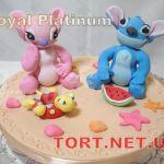 Торт Лило и Стич (Lilo & Stitch)_15
