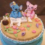 Торт Лило и Стич (Lilo & Stitch)_2