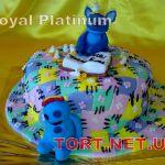Торт Лило и Стич (Lilo & Stitch)_3
