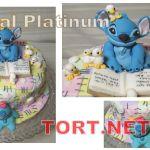Торт Лило и Стич (Lilo & Stitch)_7