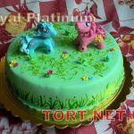 Торт Мой маленький пони_4