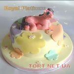 Торт Мой маленький пони_5